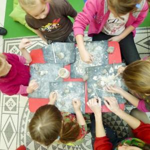 Plaza - wielkanocne warsztaty dla dzieci 2013